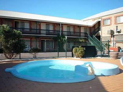 Goolwa Central Motel And Murphys Inn - Mackay Tourism