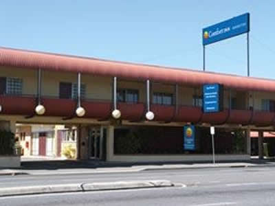 Comfort Inn Manhattan - Mackay Tourism