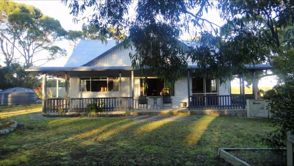 Arties Cottage Accommodation - Mackay Tourism