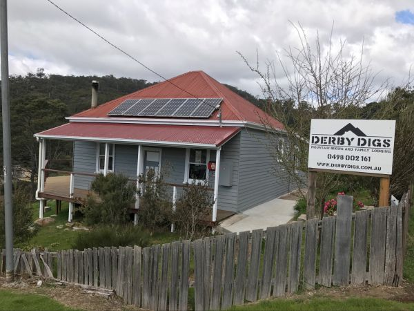 Derby Digs Cottage - Mackay Tourism