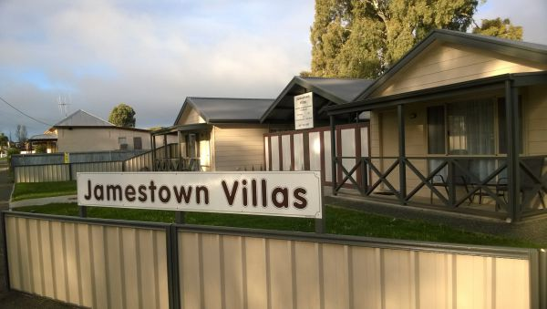 Jamestown Villas - Mackay Tourism
