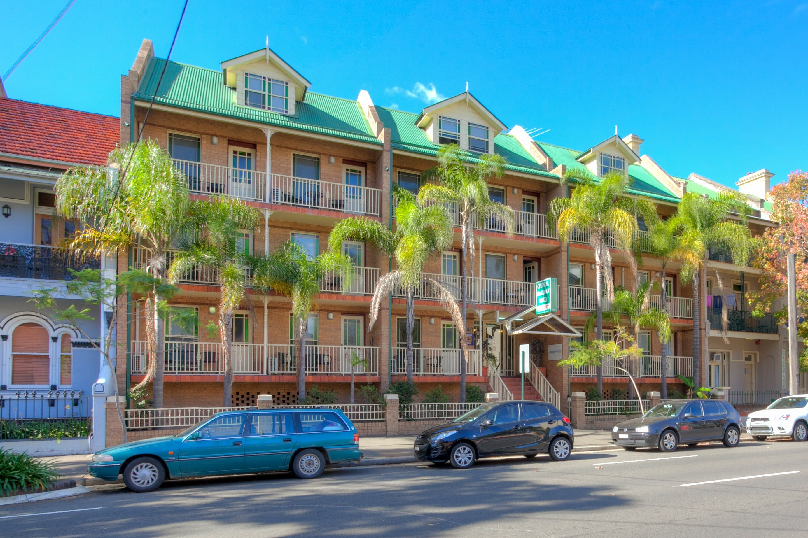 Central Railway Hotel - Mackay Tourism