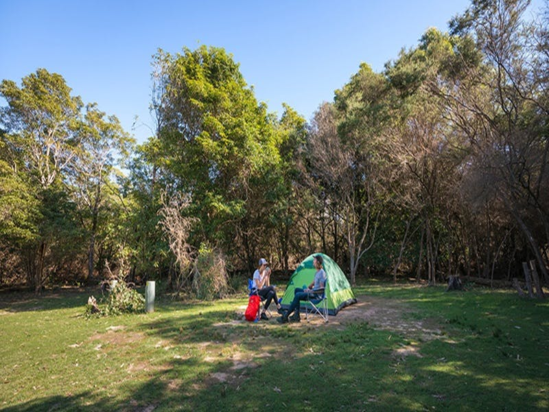 Hobart Beach campground - Mackay Tourism