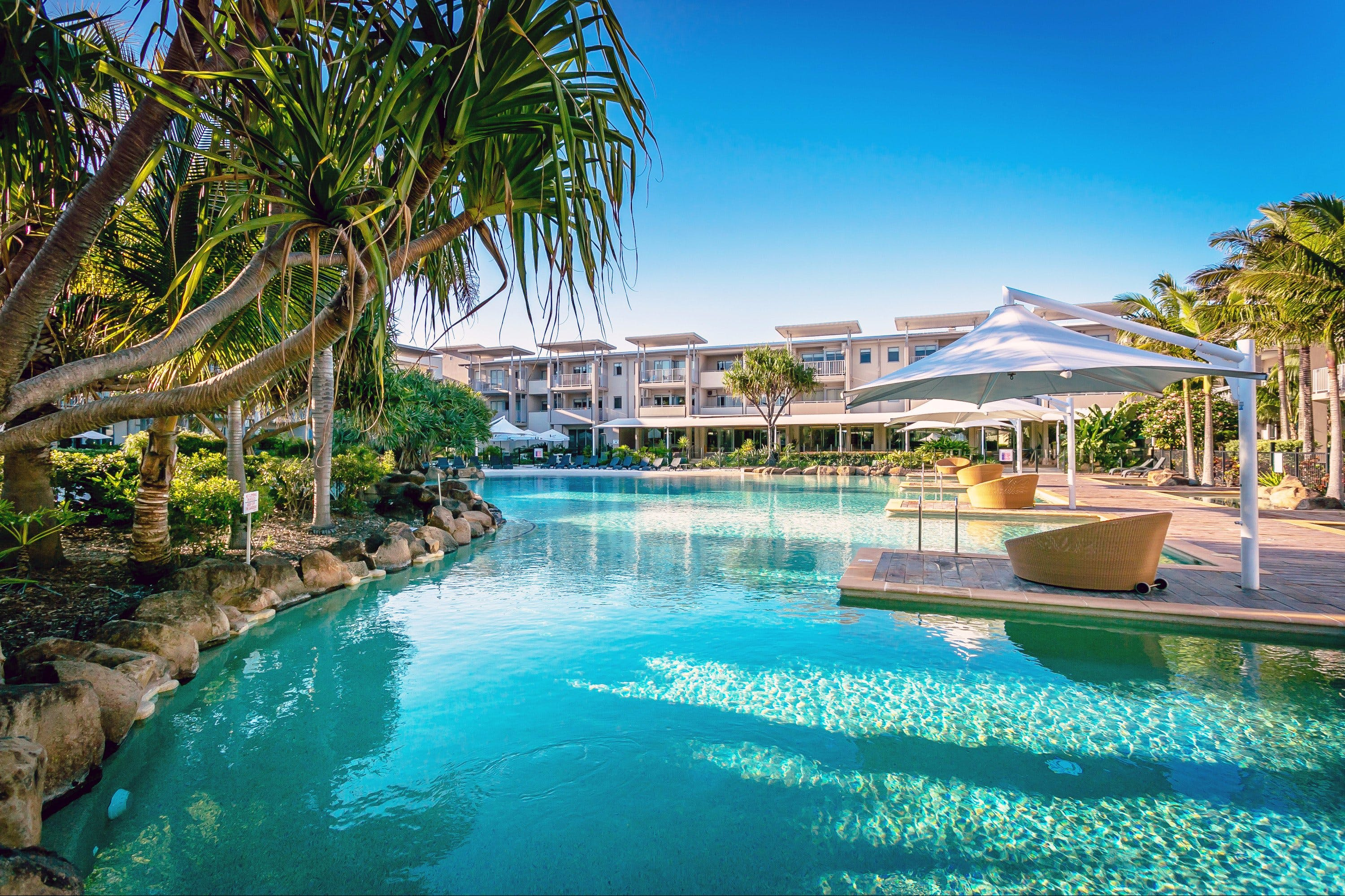 Peppers Salt Resort and Spa - Mackay Tourism