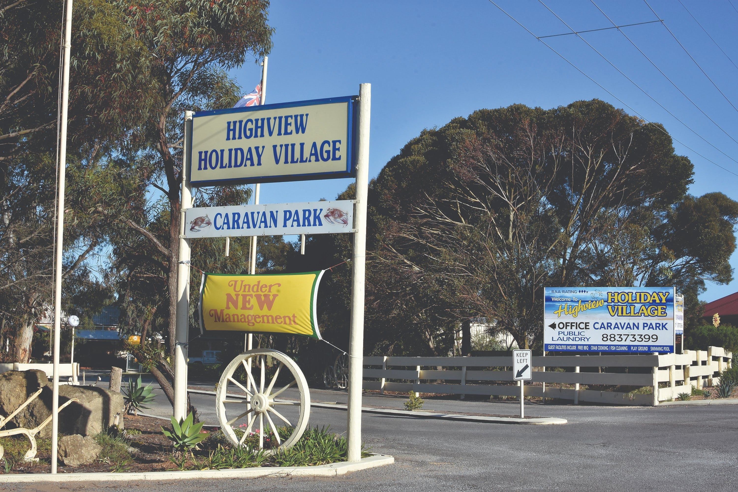 ARDROSSAN - Highview Holiday Village - Mackay Tourism