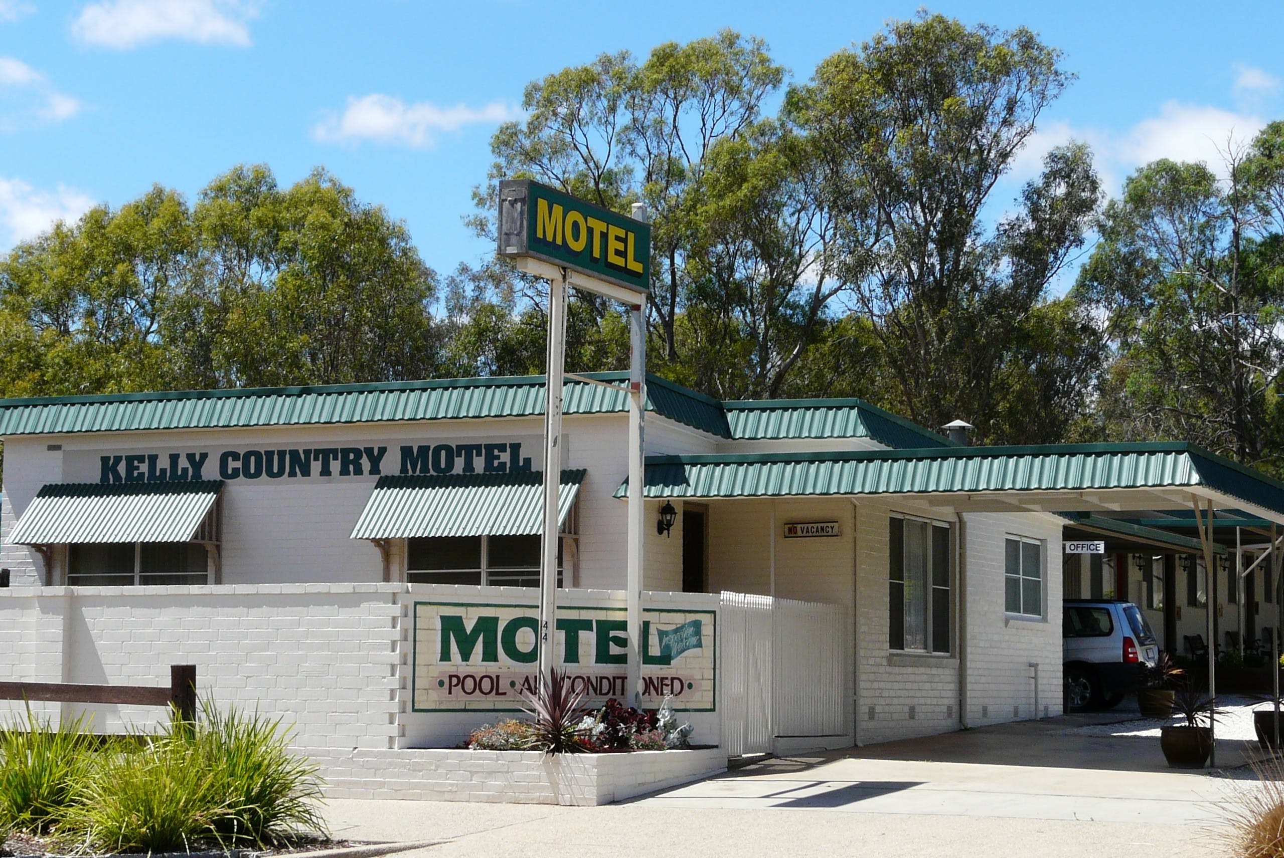 Glenrowan Kelly Country Motel - Mackay Tourism