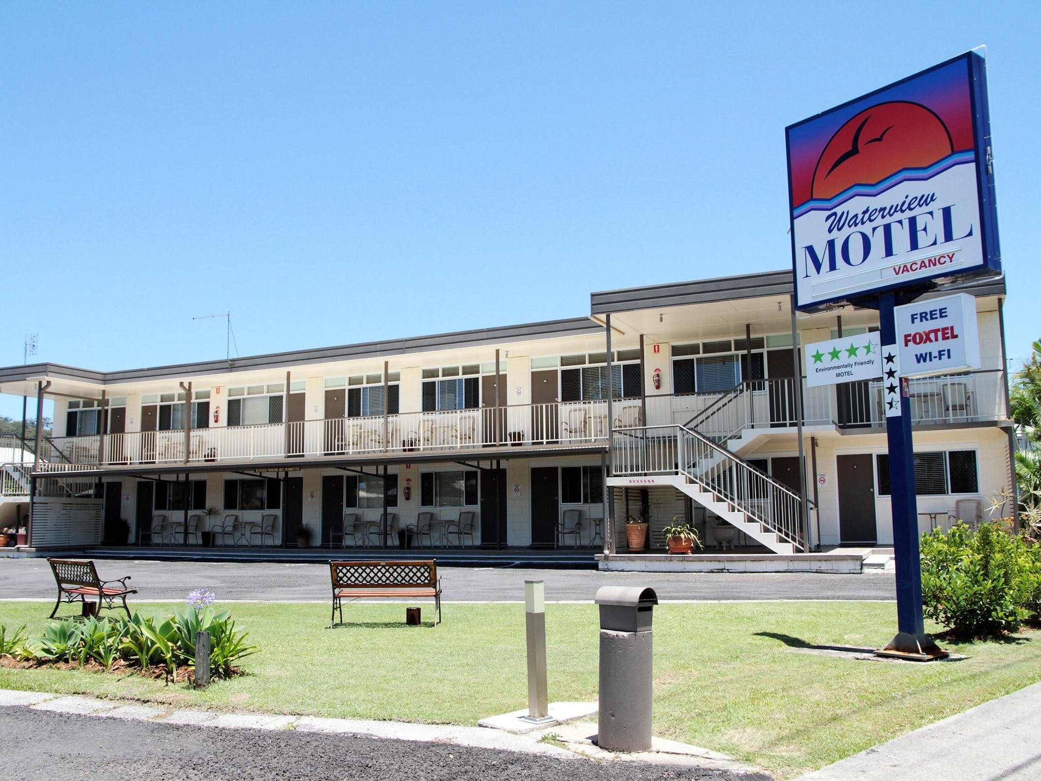 Waterview Motel - Mackay Tourism
