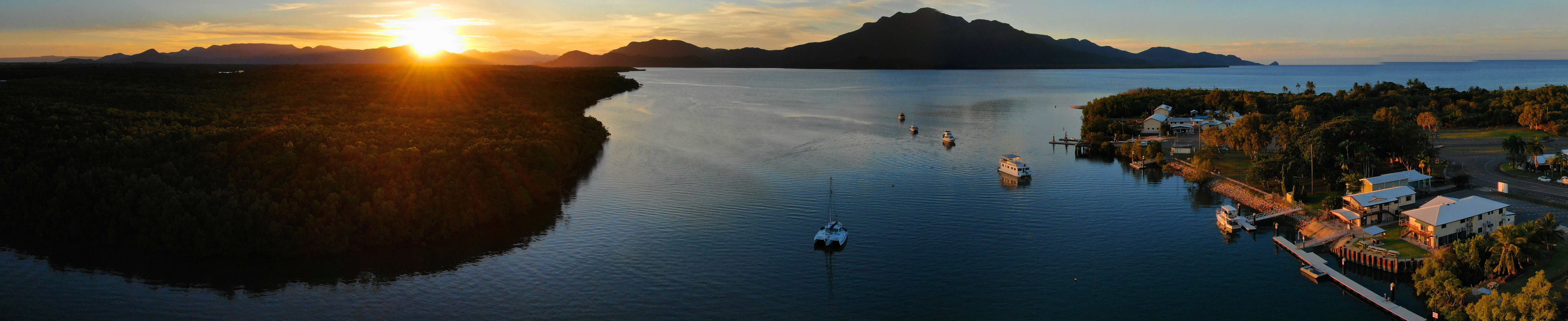 Hinchinbrook Marine Cove Resort - Mackay Tourism