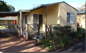 Bays Holiday Park - Mackay Tourism