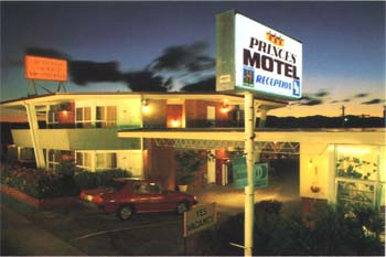 Princes Motel - Mackay Tourism