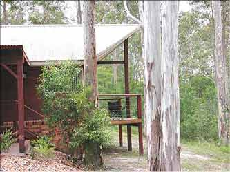 Bewong River Retreat - Mackay Tourism