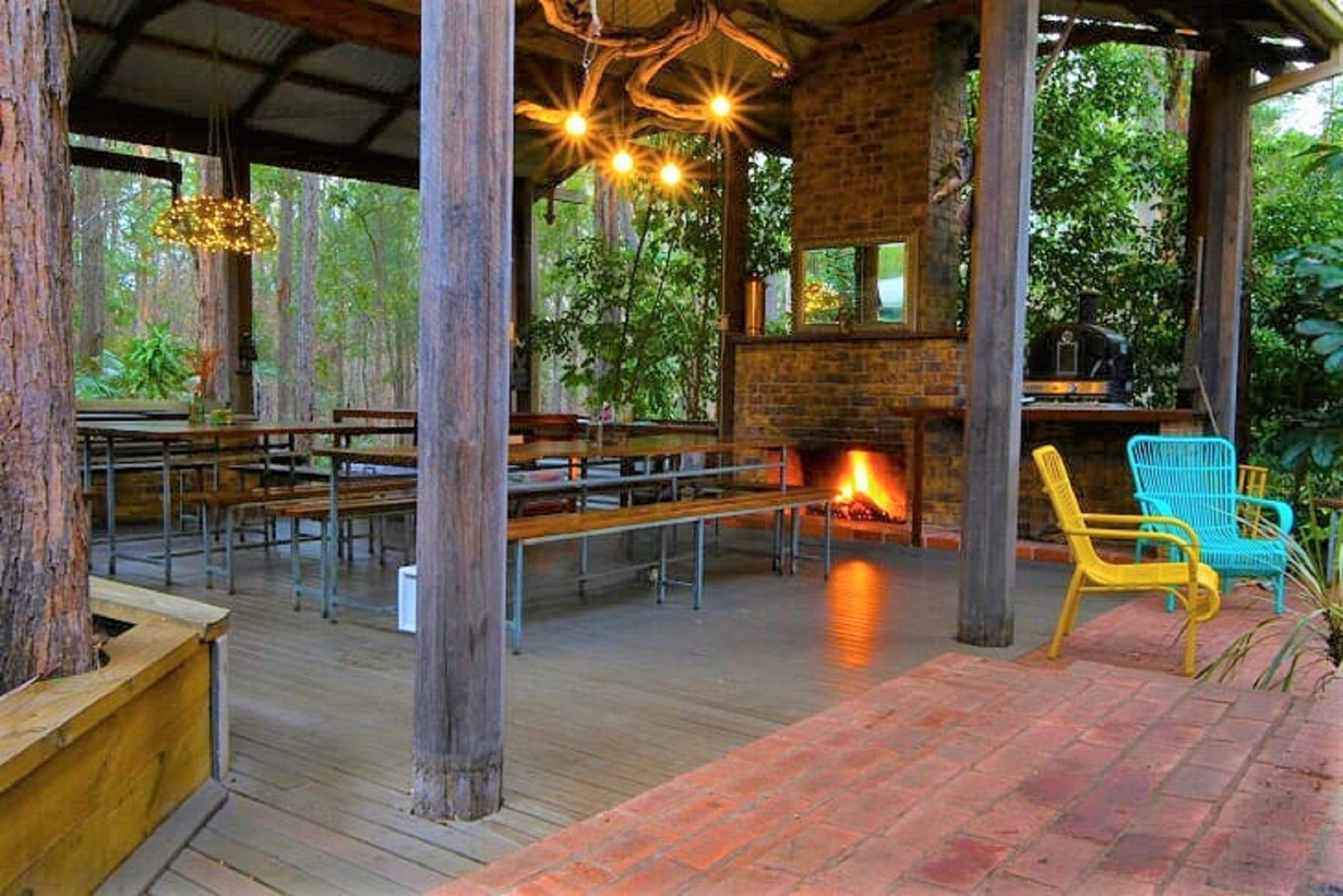 Chiltern Lodge Country Retreat - Mackay Tourism