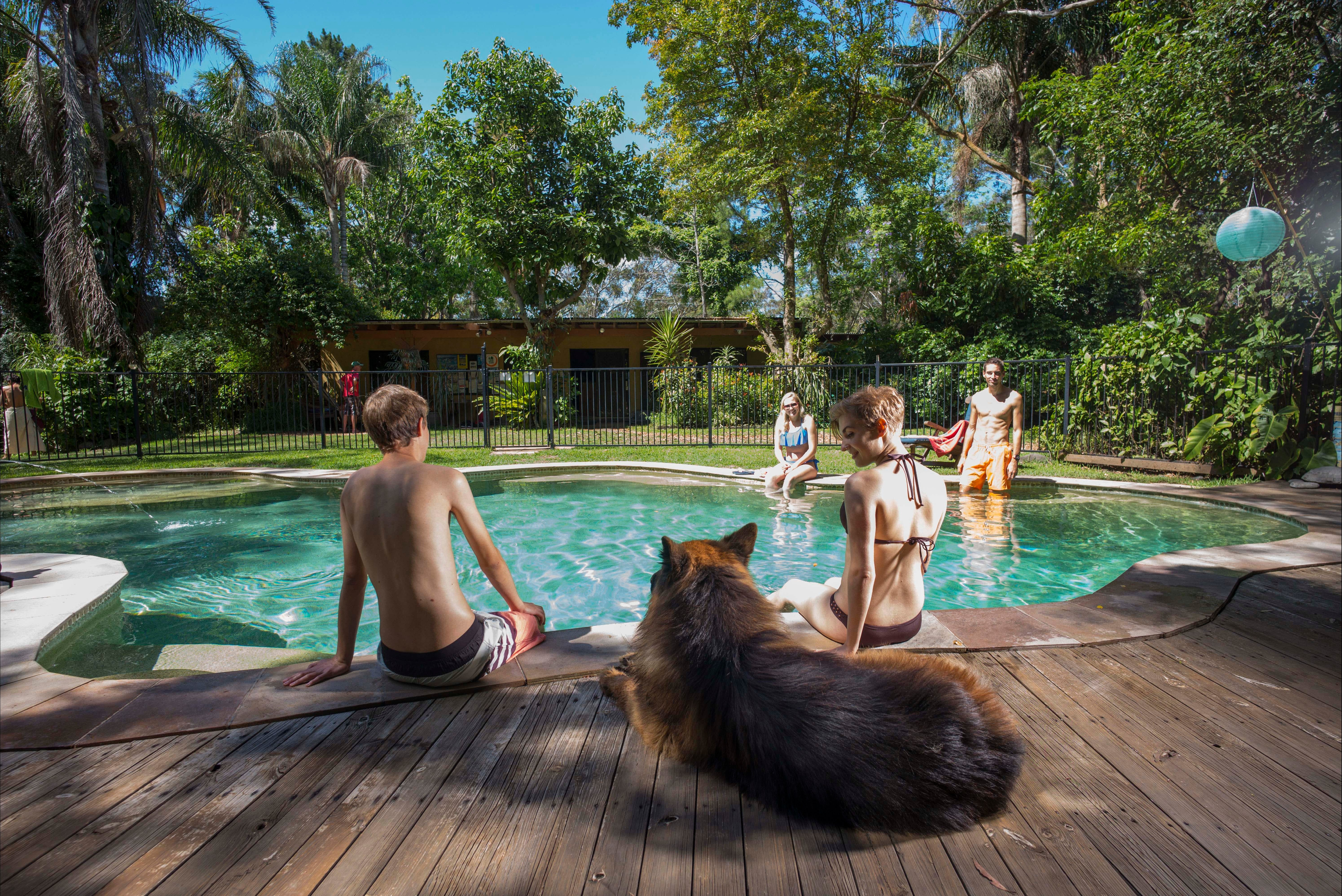 Samurai Beach Bungalows Port Stephens YHA - Mackay Tourism