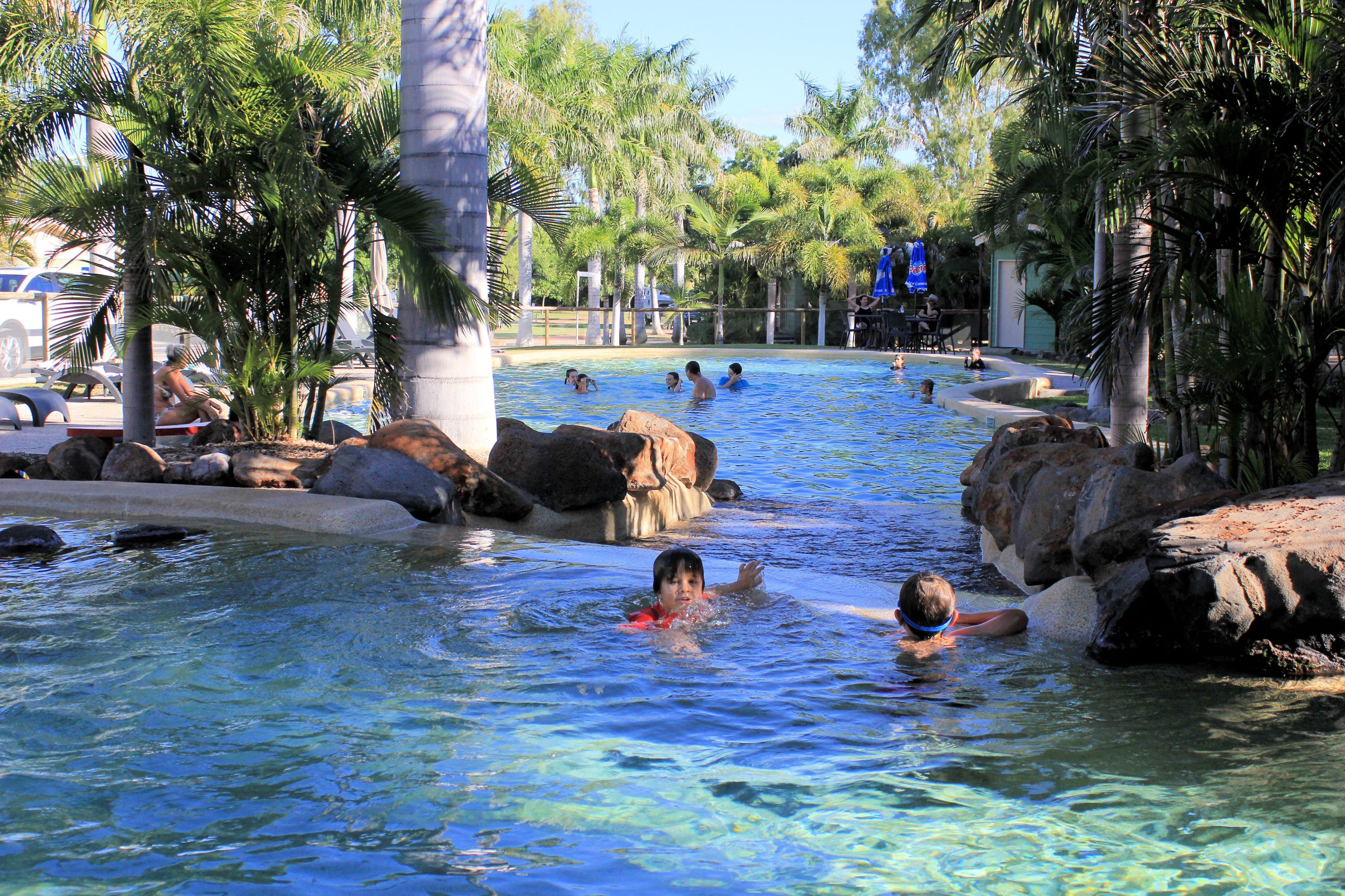 Big4 Aussie Outback Oasis Holiday Park - Mackay Tourism