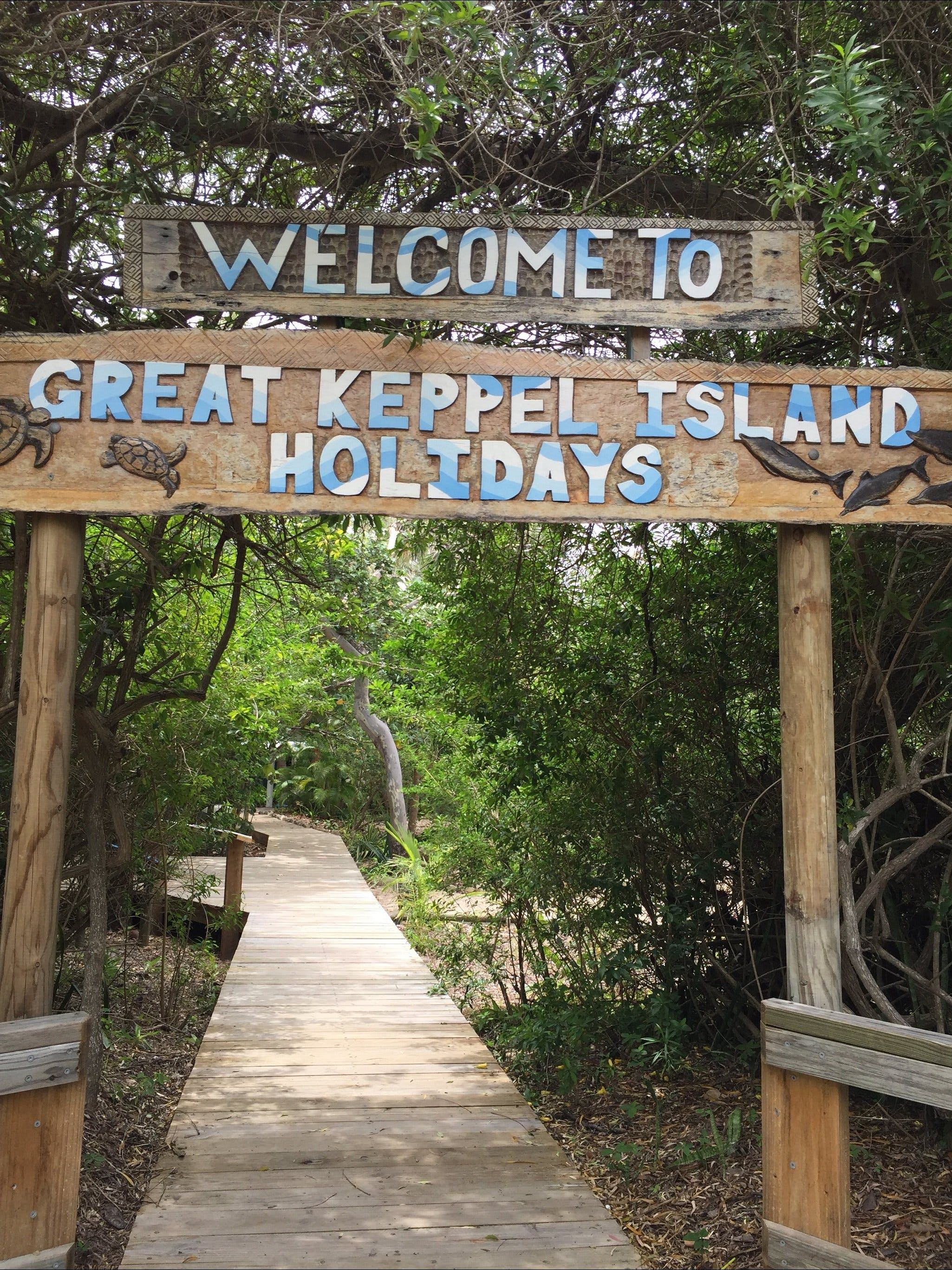 Great Keppel Island Holiday Village - Mackay Tourism