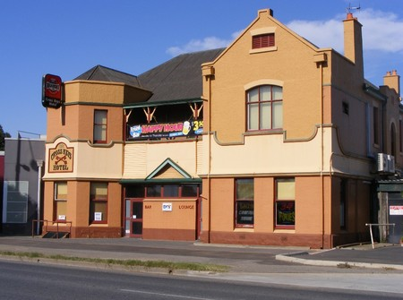 Cross Keys Hotel - Mackay Tourism