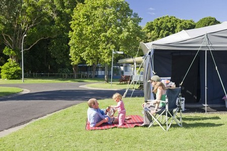 Silver Sands Holiday Park - Mackay Tourism