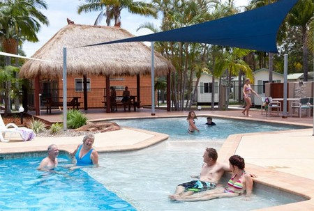 Blue Dolphin Resort  Holiday Park - Mackay Tourism