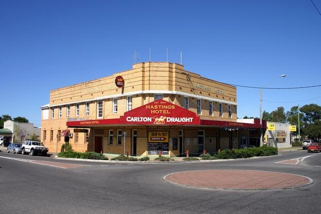 Hastings Hotel - Mackay Tourism