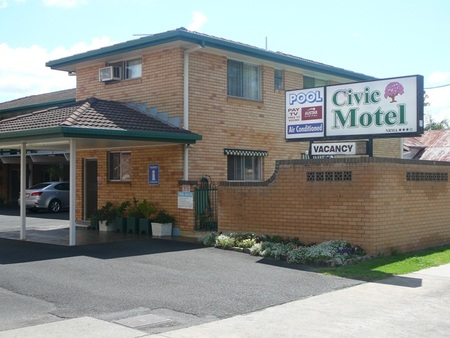 Civic Motel Grafton - Mackay Tourism