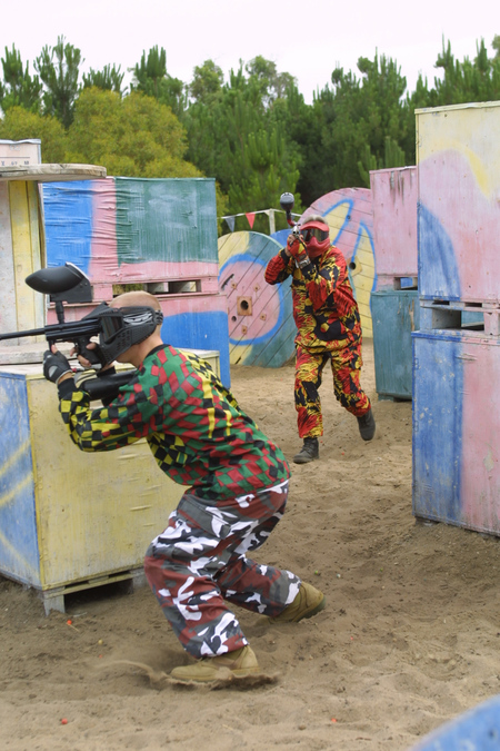 Paintball Skirmish Perth - Mackay Tourism