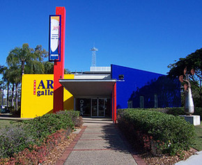 Logan Art Gallery - Mackay Tourism