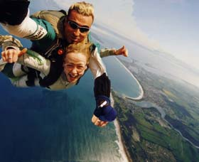 Skydive Melbourne - Mackay Tourism