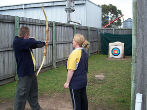 Bairnsdale Archery Mini Golf  Games Park - Mackay Tourism