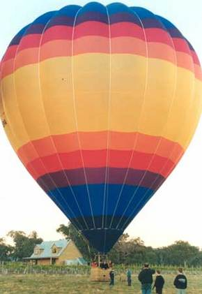 Balloon Flights of Bendigo - Mackay Tourism