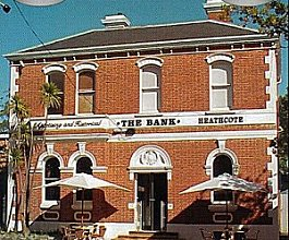 The Bank Heathcote - Mackay Tourism
