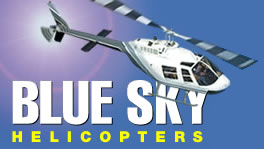 Blue Sky Helicopters - Mackay Tourism