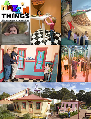 A Maze 'N Things - Mackay Tourism