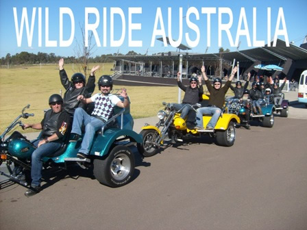 A Wild Ride - Mackay Tourism