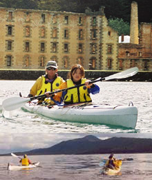 Blackaby's Sea Kayaks and Tours