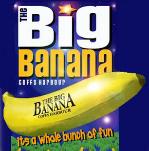 Big Banana - Mackay Tourism