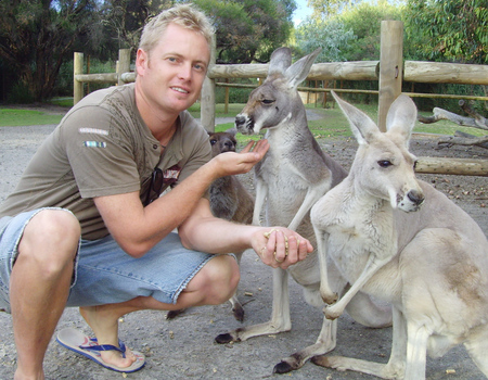 Caversham Wildlife Park - Mackay Tourism