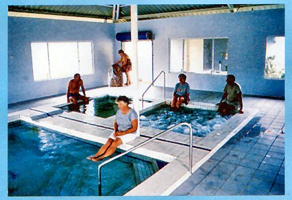 Innot Hot Springs Leisure  Health Park - Mackay Tourism