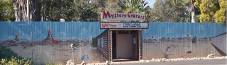 Mystery Craters - Mackay Tourism