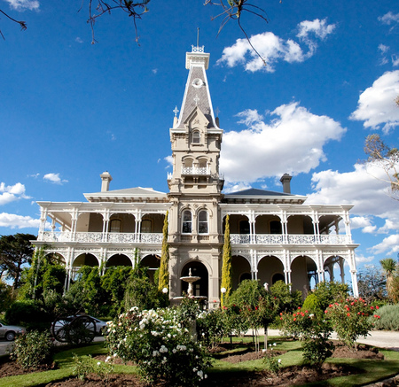 Rupertswood Mansion - Mackay Tourism