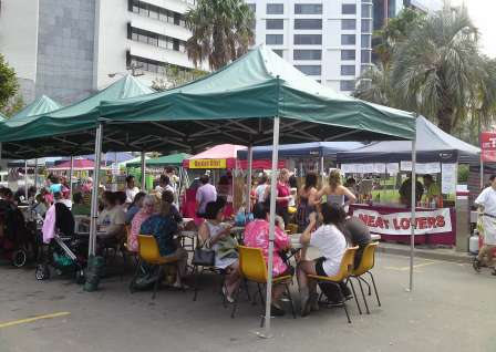 Kirribilli General Market - Mackay Tourism