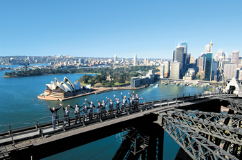 Sydney Harbour Bridge Climb - Mackay Tourism