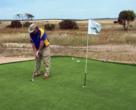 Nullarbor Links World's Longest Golf Course Australia - Mackay Tourism
