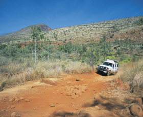 King Leopold Range National Park - Mackay Tourism