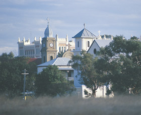 New Norcia Heritage Trail - Mackay Tourism