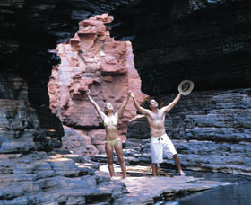 Karijini National Park - Mackay Tourism