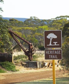 Hopetoun Ravensthorpe Railway Heritage Walk Trail - Mackay Tourism