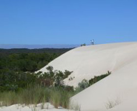 Yeagerup Sand Dunes