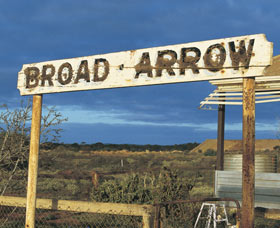 Broad Arrow - Mackay Tourism