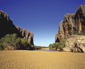 Windjana Gorge National Park - Mackay Tourism