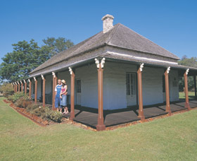 Wonnerup House and Old School - Mackay Tourism